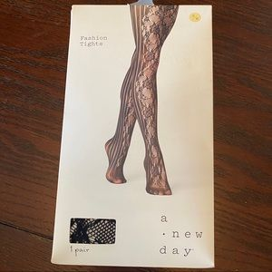 a new day Accessories - BNIB A New Day Fashion Tights S/M (Lot of 2)